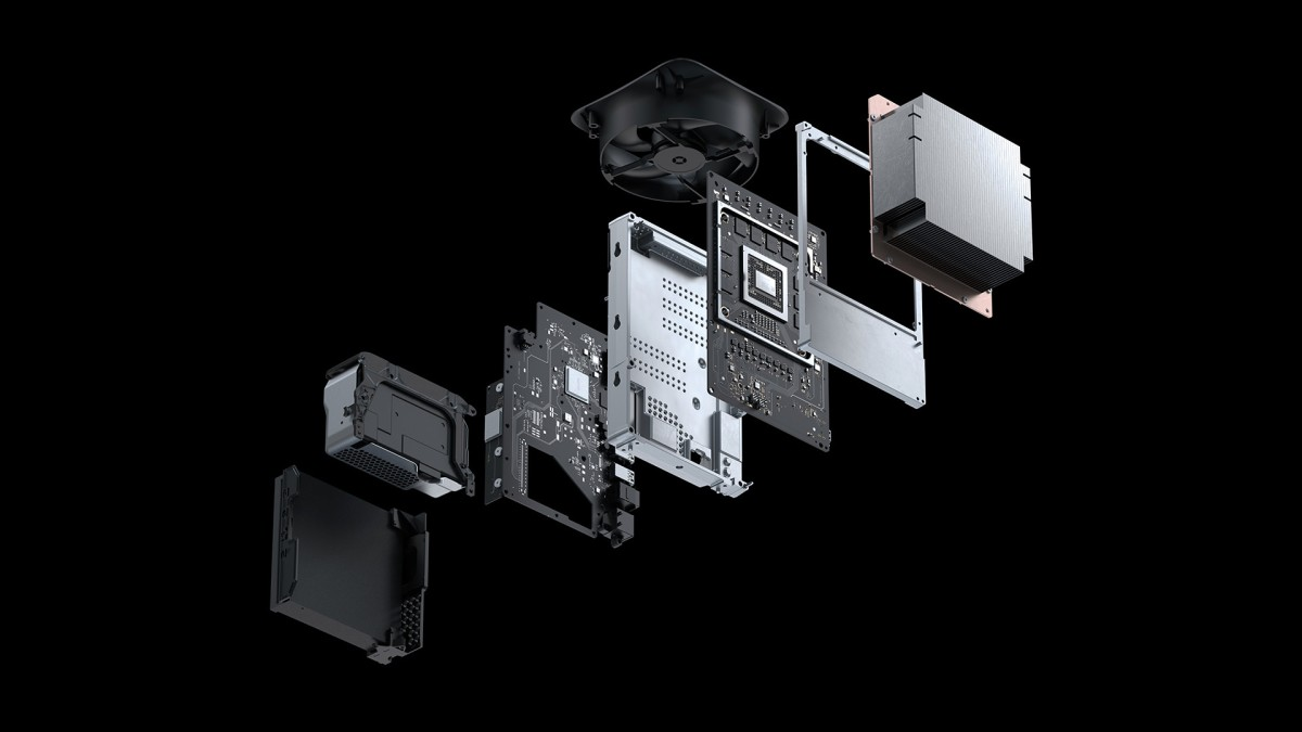 Xbox Series X Inside andOut